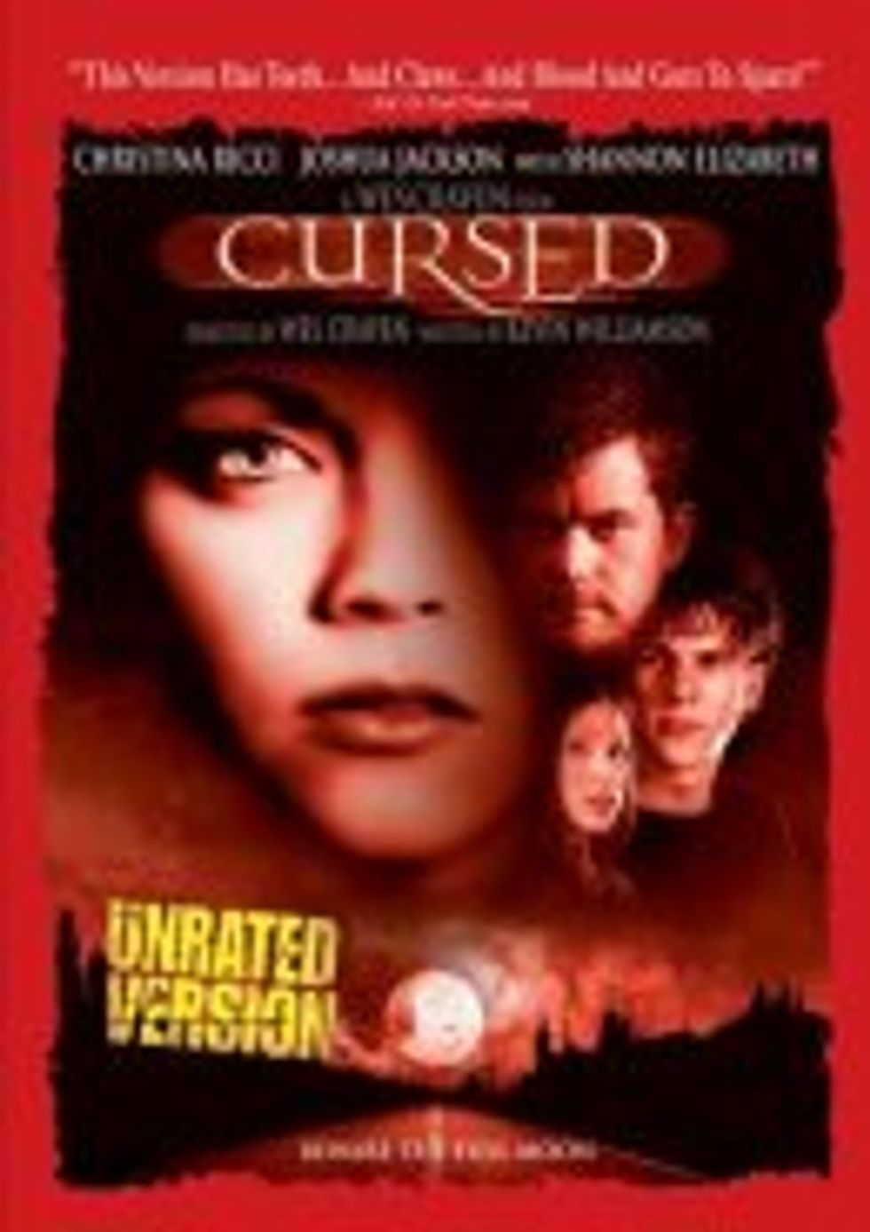 Cursed: Unrated Version (2004)