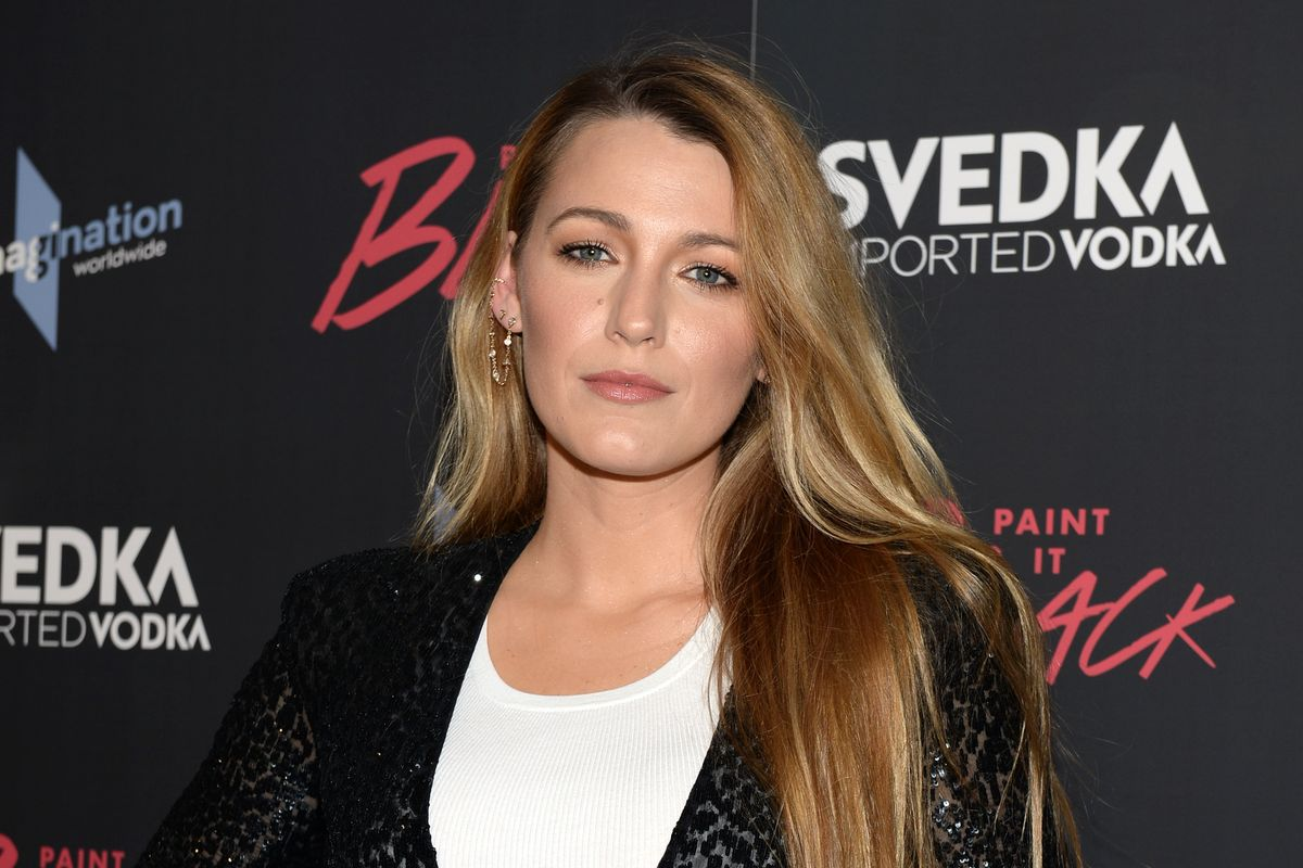 Blake Lively Claims a Makeup Artist Filmed Her While She was Sleeping