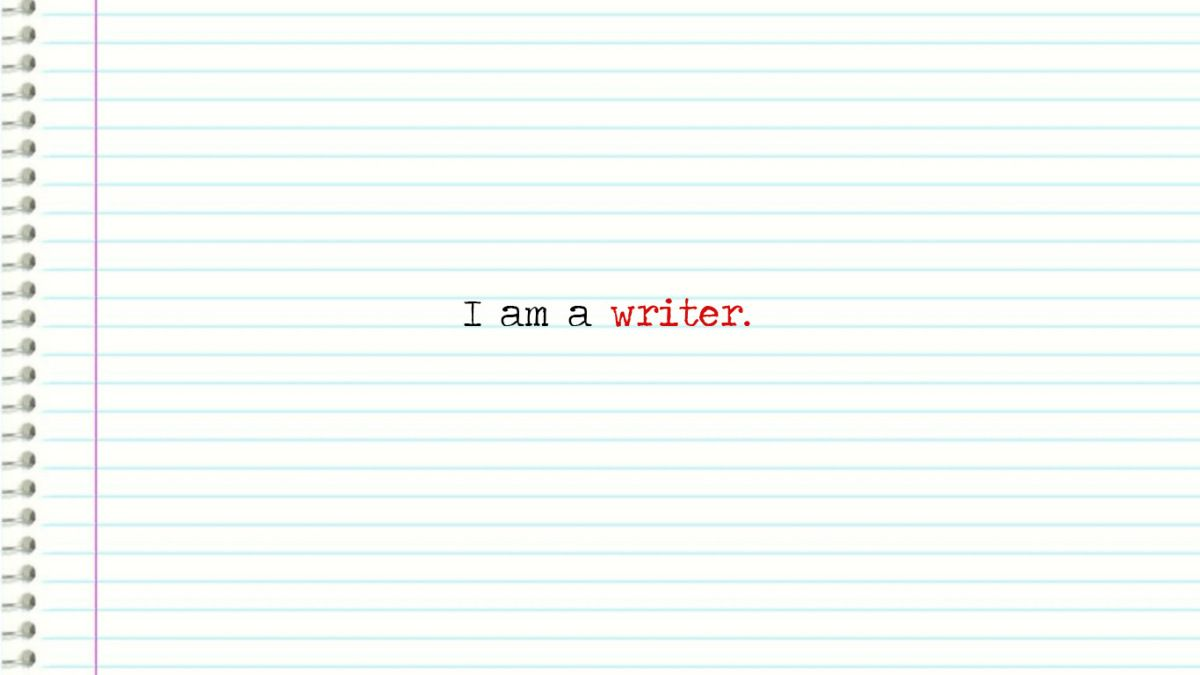 Writing Is An Outlet For Me to Express My Emotions.
