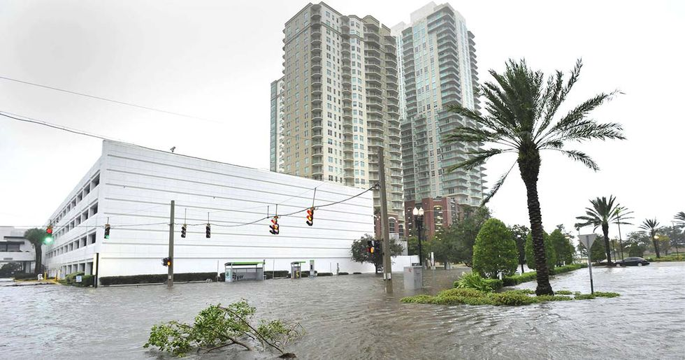 Florida Faces 3 Toxic Crises Triggered by Flooding