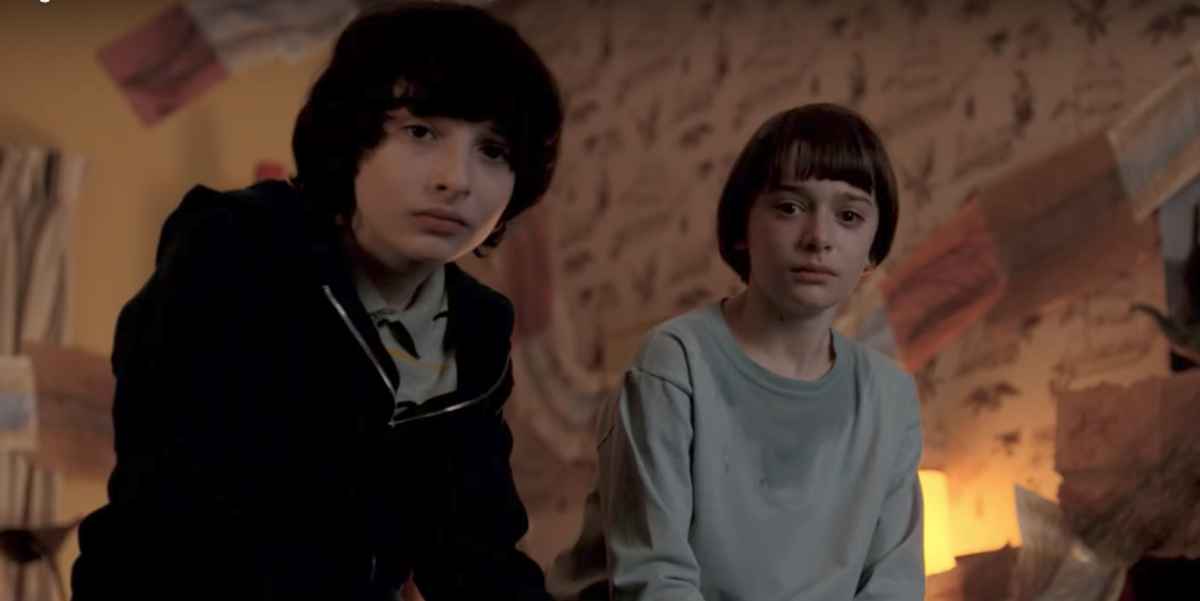 "Watch the Final Trailer for Season Two of ""Stranger Things"""