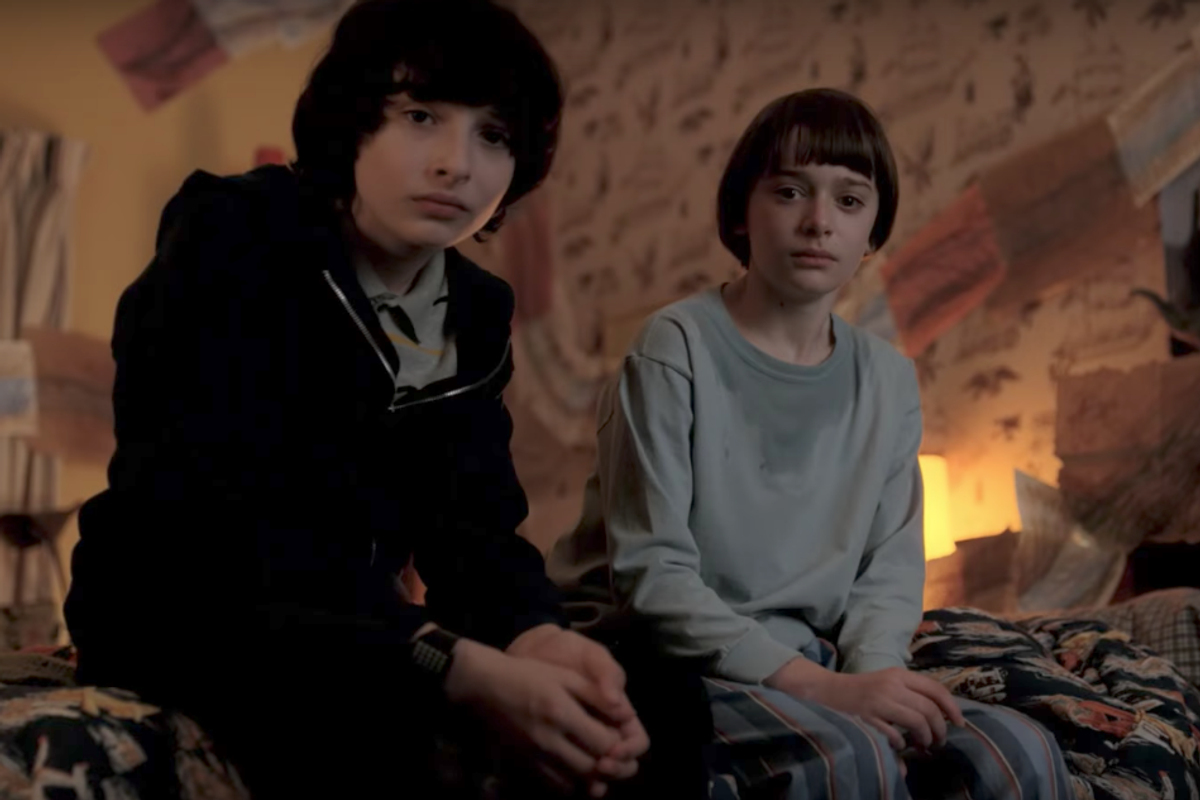 """Watch the Final Trailer for Season Two of """"Stranger Things"""""""