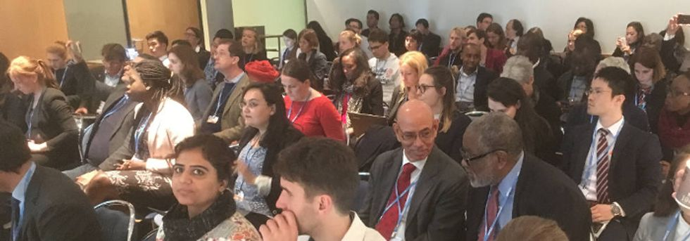 From the Bonn climate talks: Increasing ambition, inside and out.