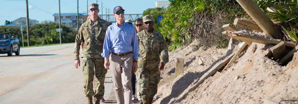 Opinion: How Gov. Scott quietly stole Florida's future.