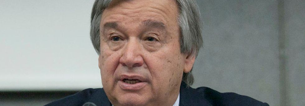 Commentary: A promising pick for UN Secretary General.