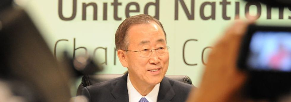 Commentary:  Choose a climate savvy UN Secretary General for global stability.