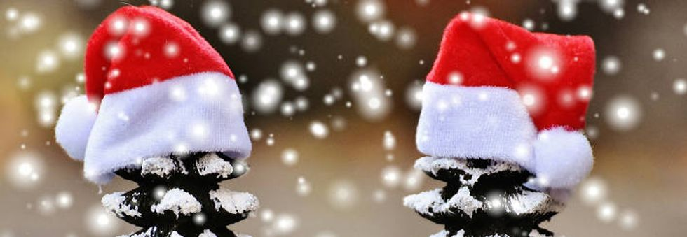 Our 2016 holiday themed news quiz.