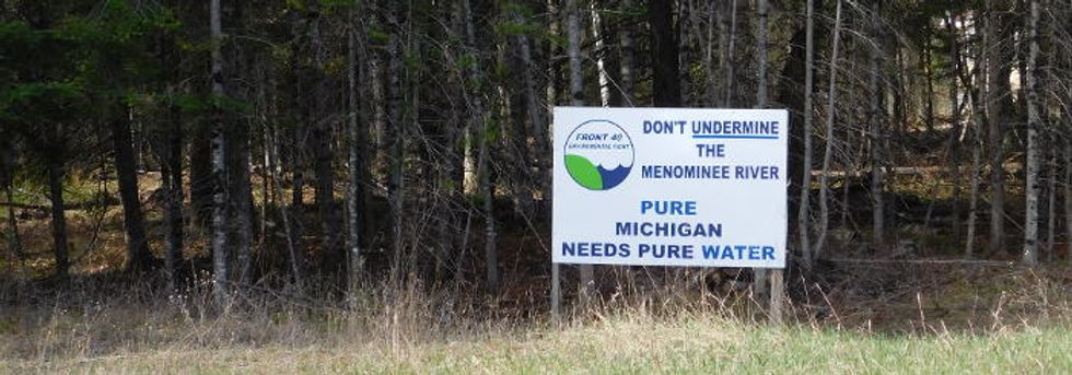 Michigan proposes approval for controversial Upper Peninsula mine near sacred tribal sites.