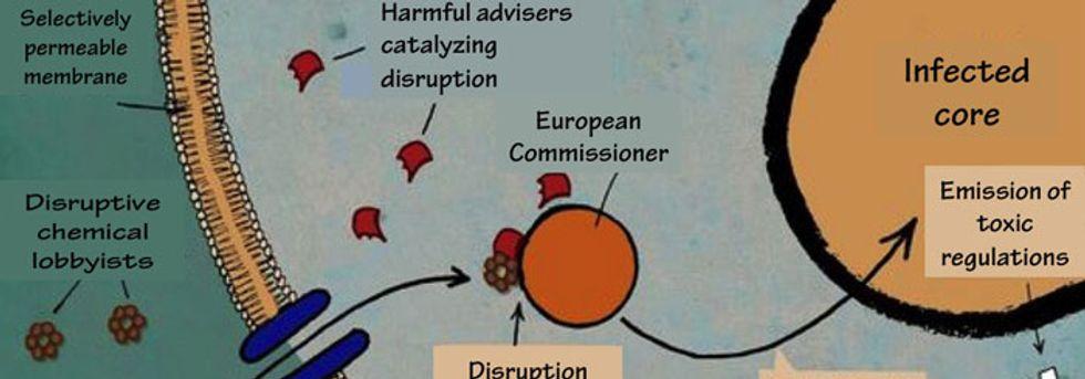 Endocrine disruptors: The secret history of a scandal.