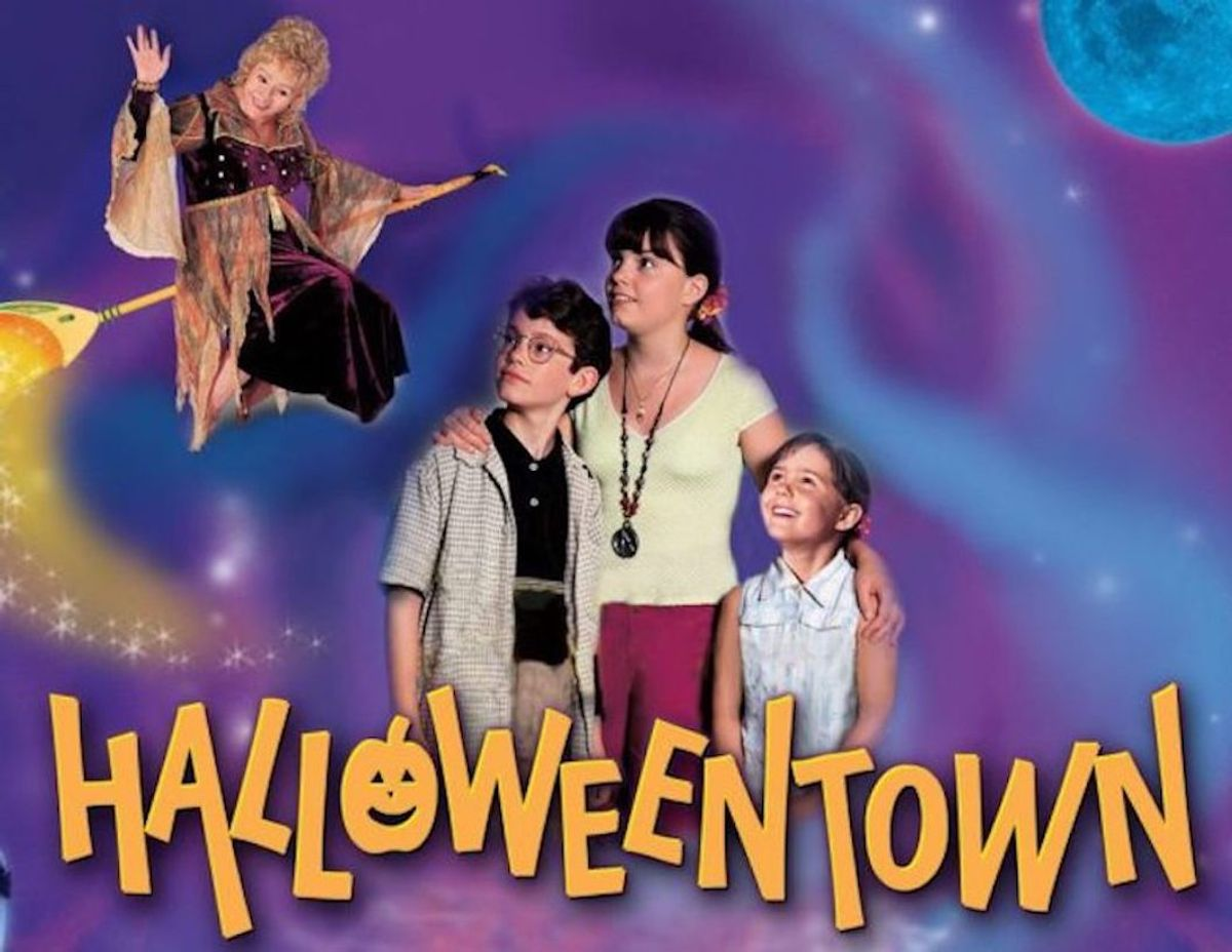 Why I Want To Live In Halloweentown
