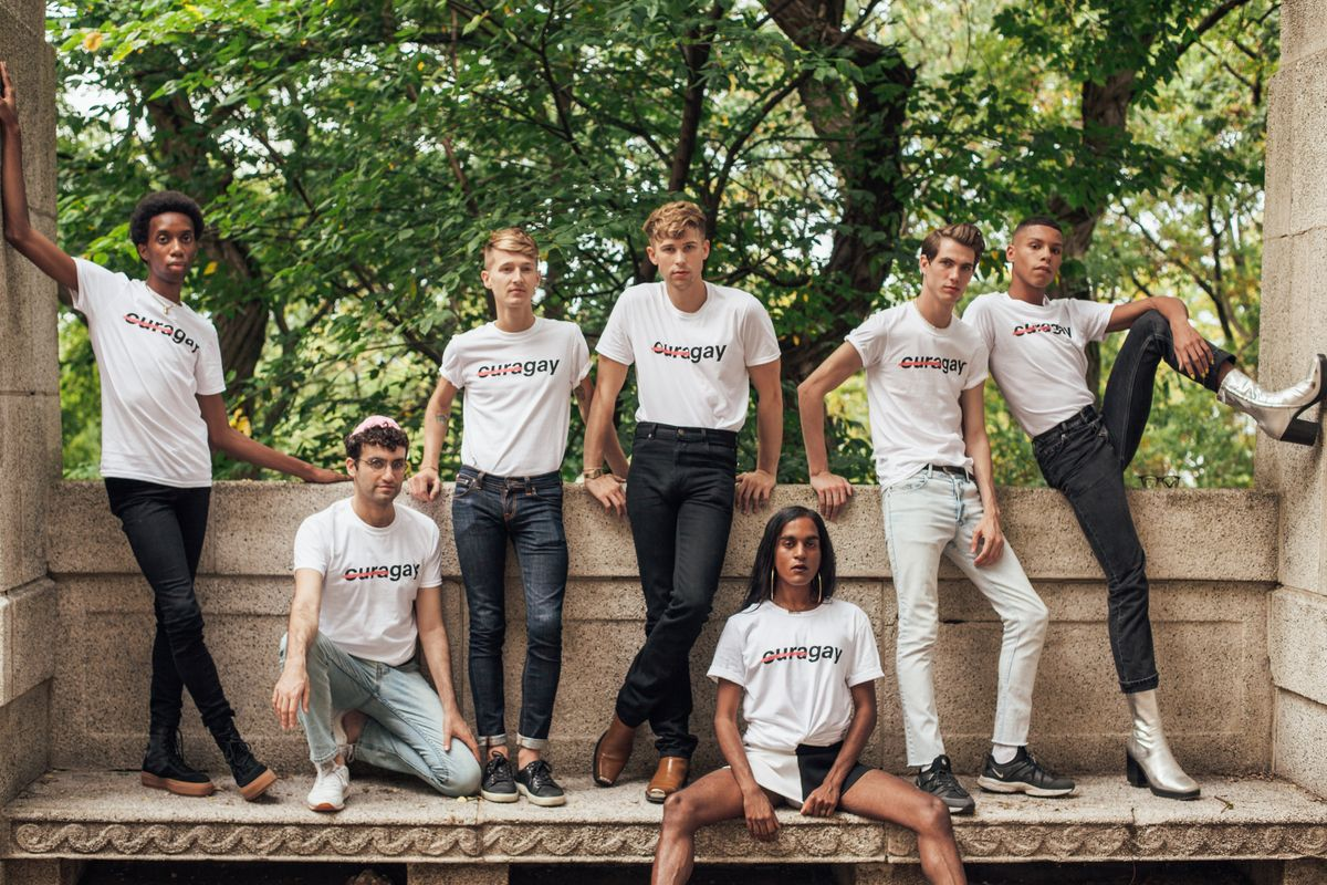Cop This T-Shirt to Support LGBTQ Rights in Brazil