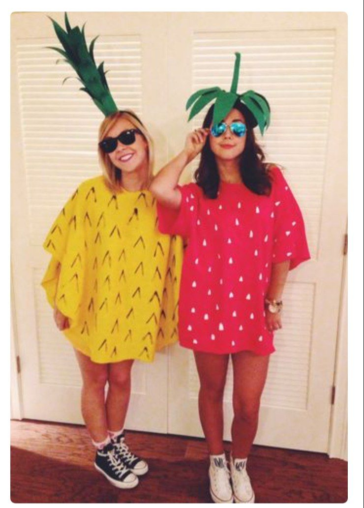 Halloween Costumes For Two Friends.10 Halloween Costumes For You And Your Bffs