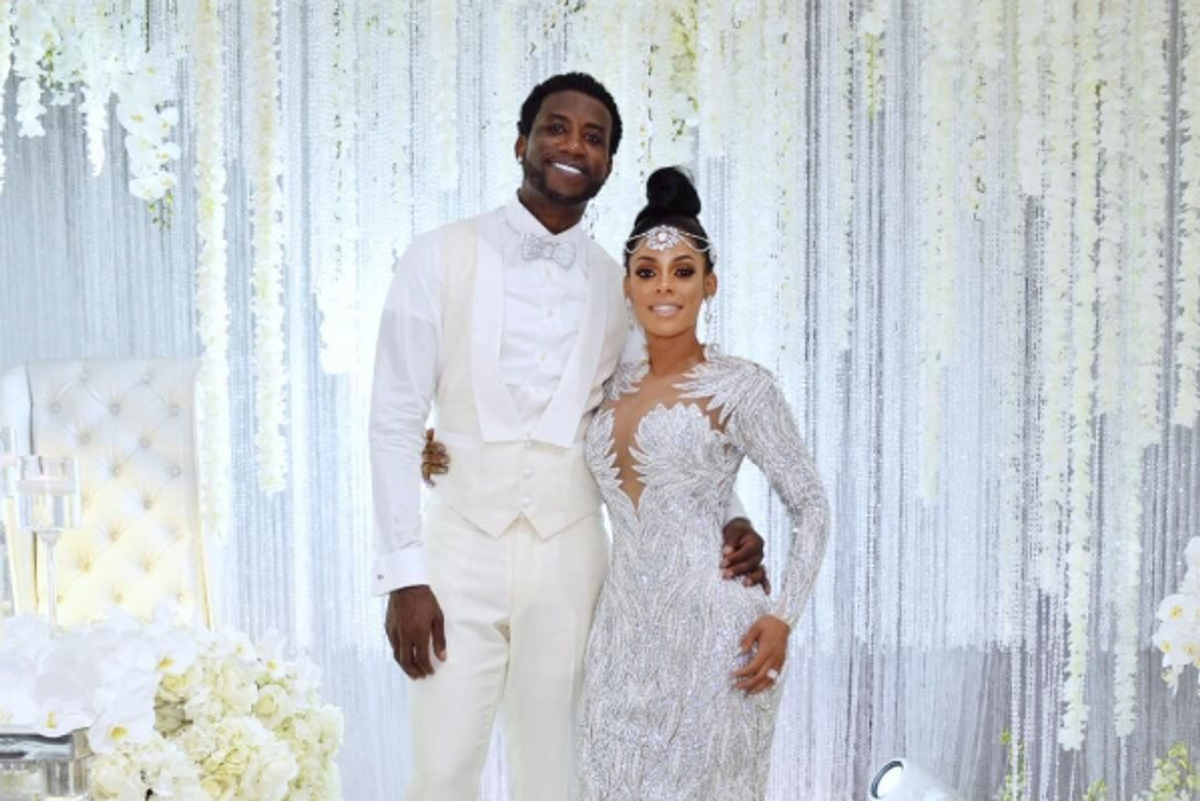 Gucci Mane and Keyshia Ka'oir's Wedding Was Exactly the Extravaganza We Needed