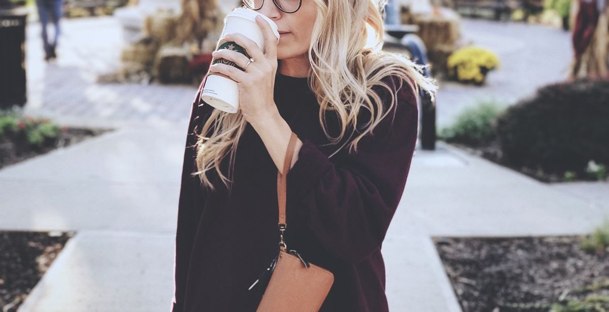 What 'The Drink You Bring To Class' Says About Your Personality