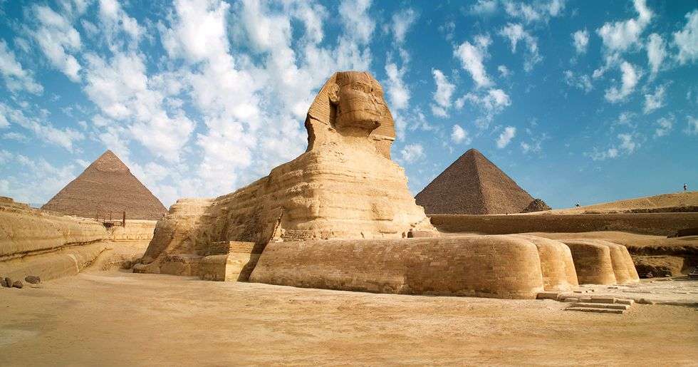 New Evidence Suggests Ancient Egypt Was Brought Down by Volcanoes and Climate Change