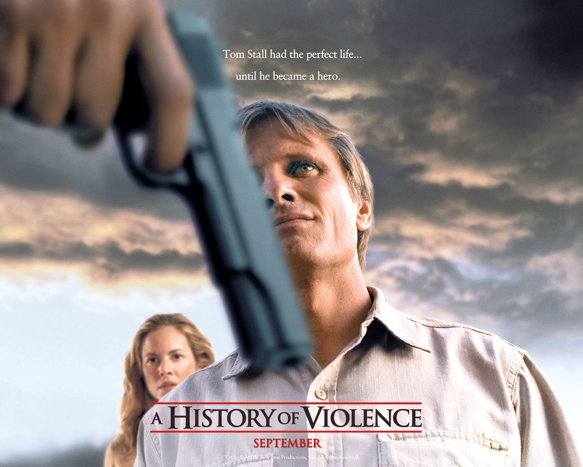 MONJ Film Review - A History Of Violence (2005)