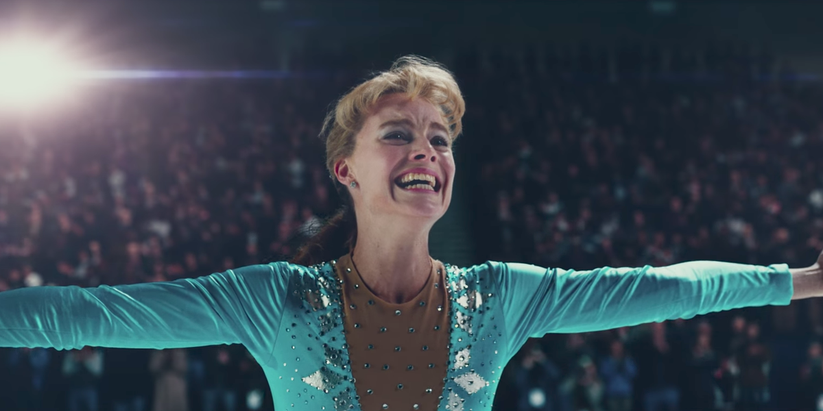 "See Margot Robbie as Tonya Harding in the First Trailer for ""I, Tonya"""