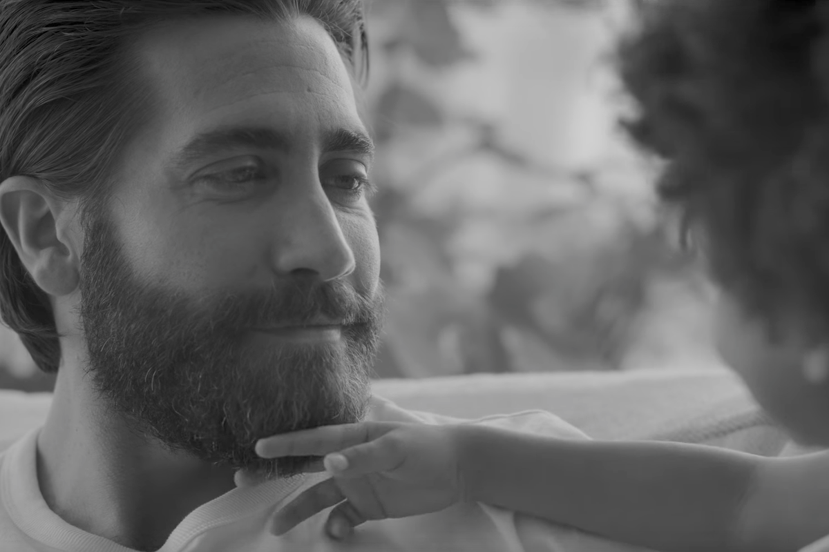Watch Dream Dad Jake Gyllenhaal Read Poetry to His Perfect Child for Calvin Klein