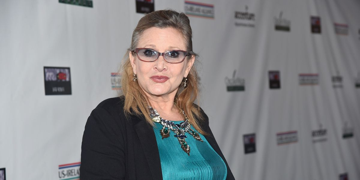 Carrie Fisher Hand-Delivered a Cow's Tongue to a Producer Who Sexually Assaulted Her Friend