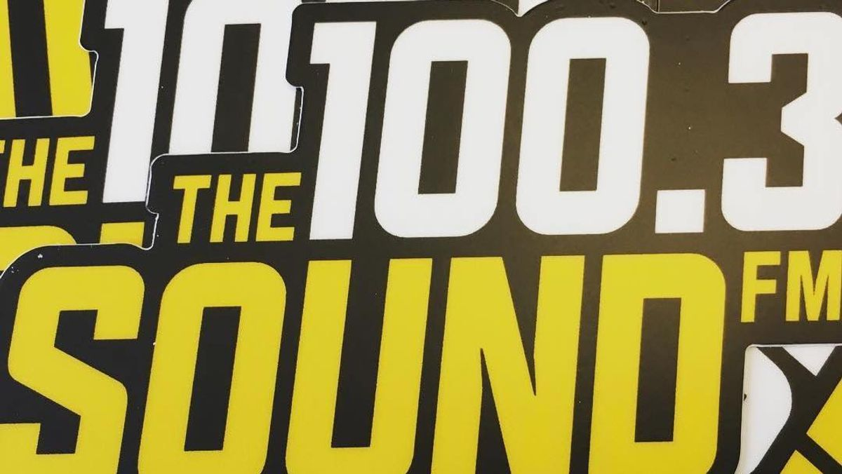 Saying Goodbye To 100.3 The Sound