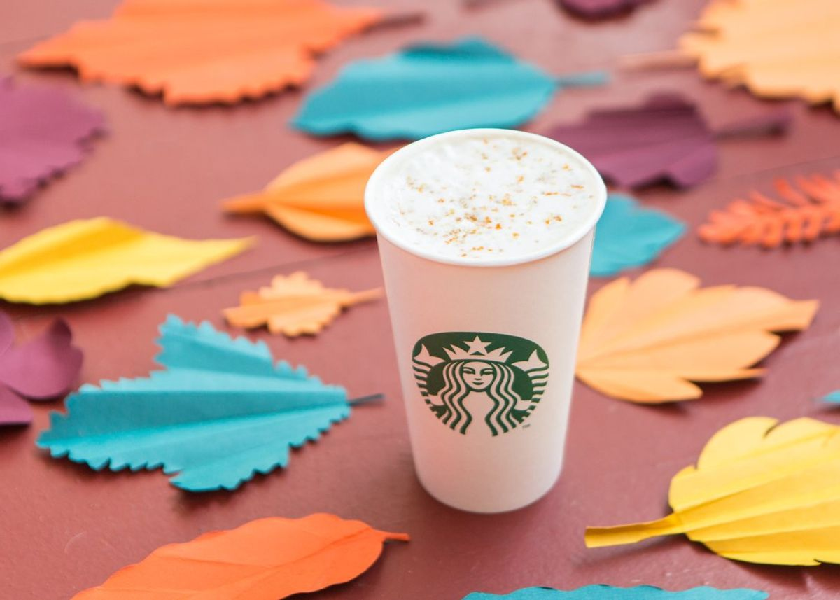 5 Starbucks Drinks You Need To Try This Fall