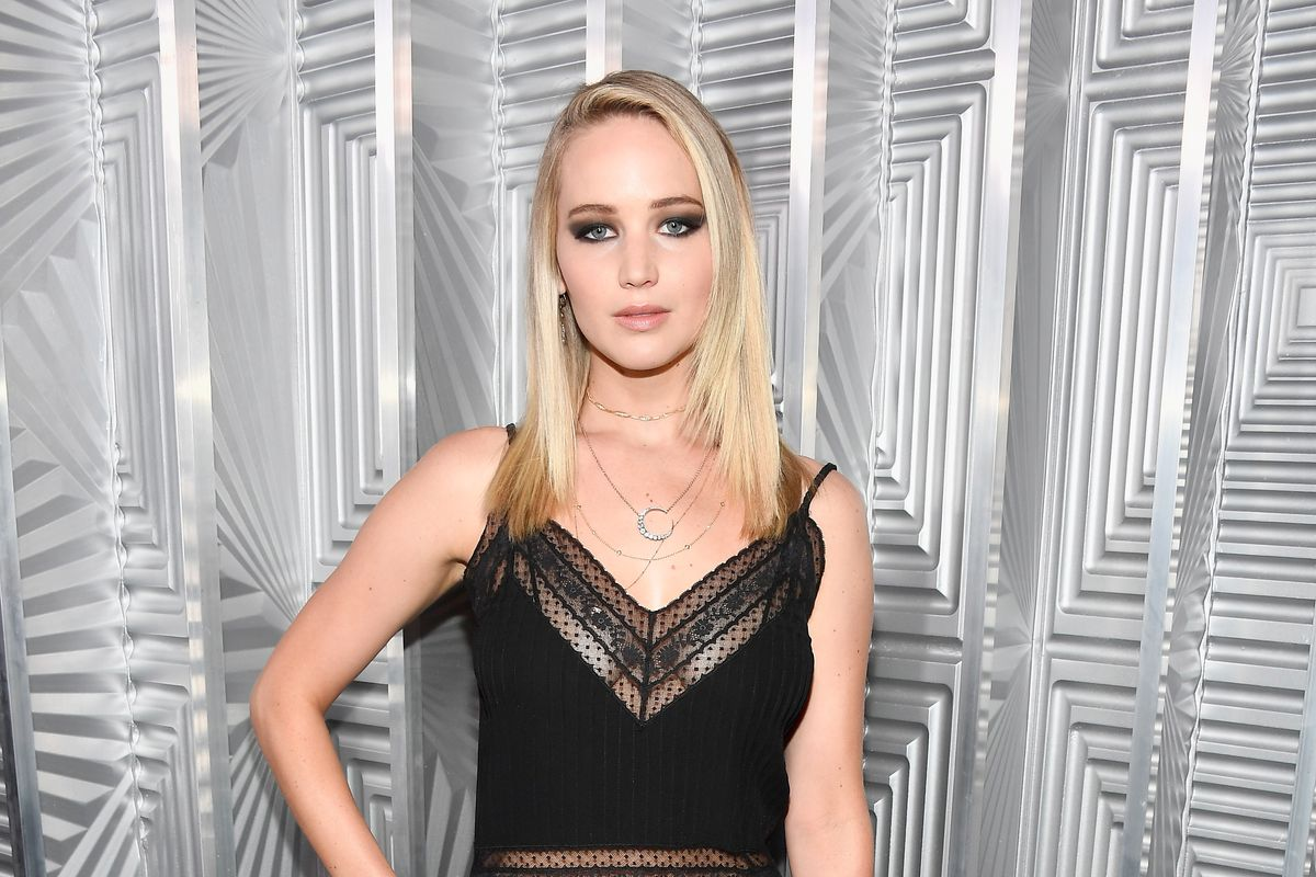"Jennifer Lawrence Shares Story About ""Humiliating"" and ""Degrading"" Nude Lineup for a Film"