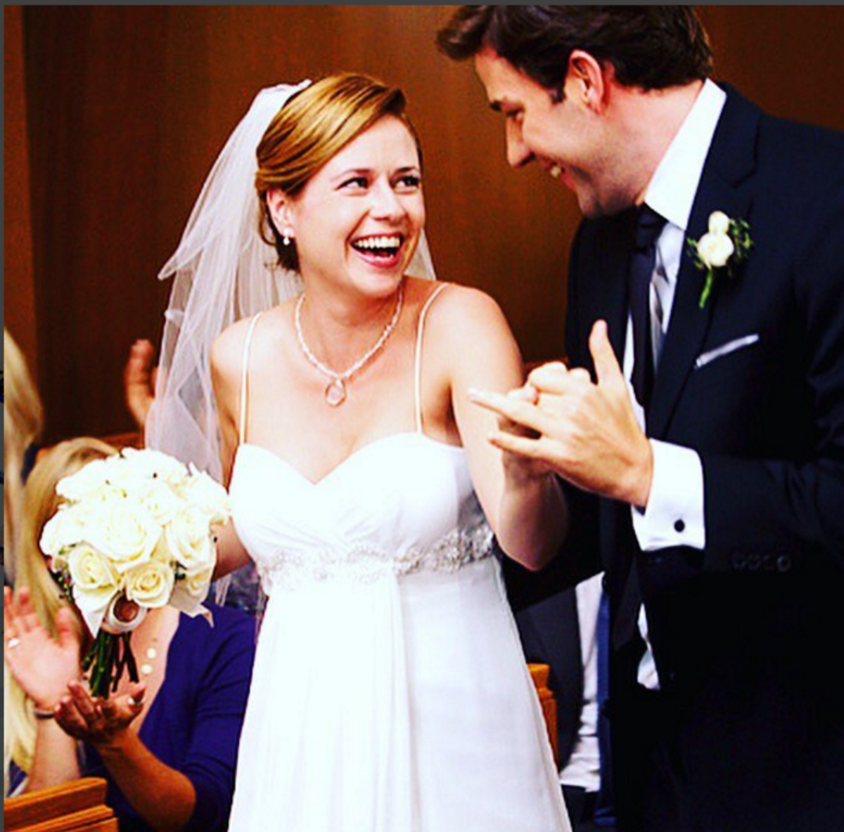 8 Things You Know If You've Found The Jim To Your Pam