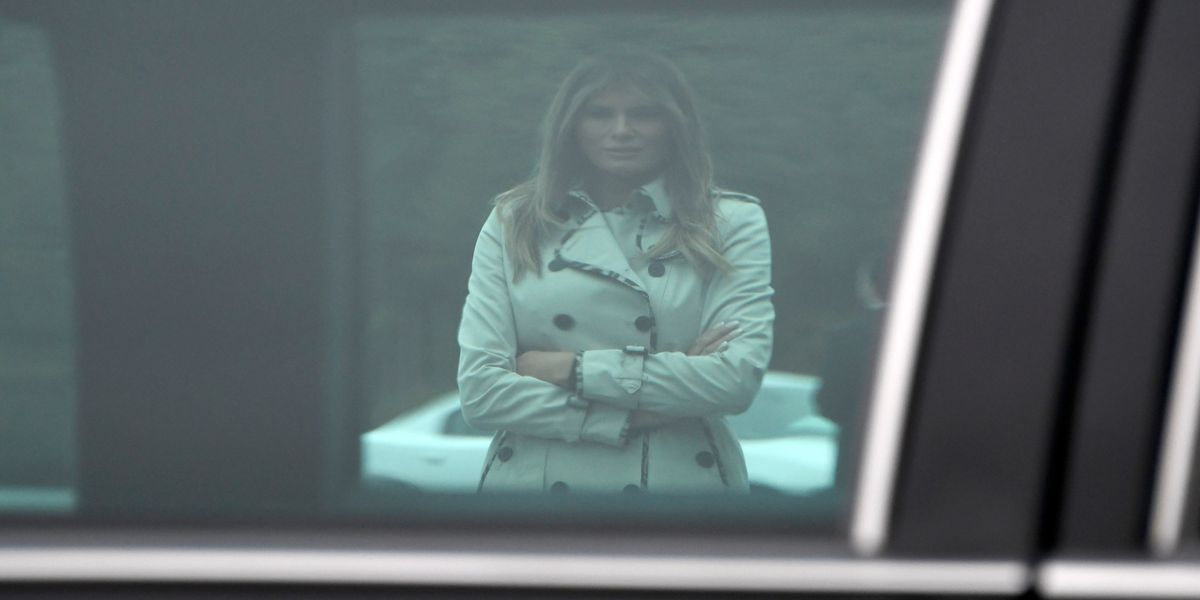 Where in the World Is Melania Trump?