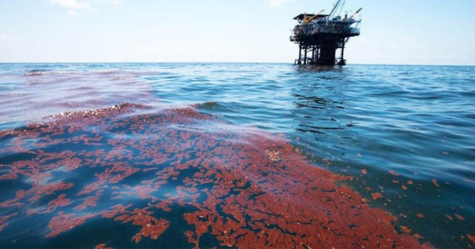 Nearly 400,000 Gallons of Oil Spew Into Gulf of Mexico, Could Be Largest Spill Since Deepwater Horizon