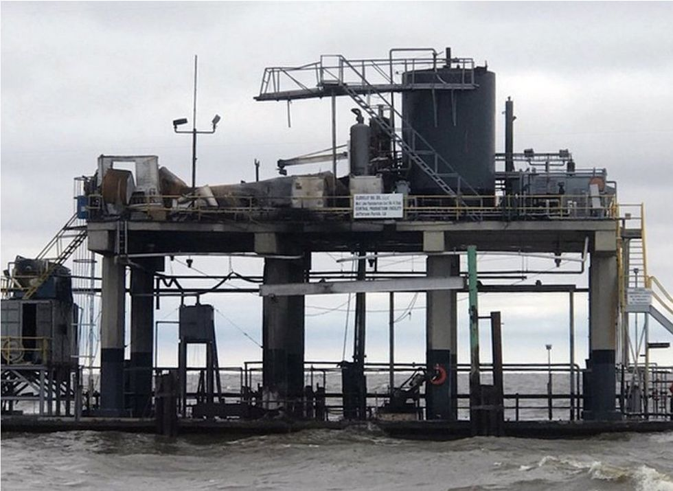 Gulf Oil Spill Off Louisiana Coast Is 2x Bigger Than Original Estimate