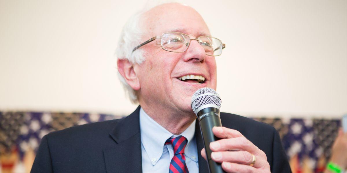 Bernie Sanders Steps Back from Women's Convention After Backlash