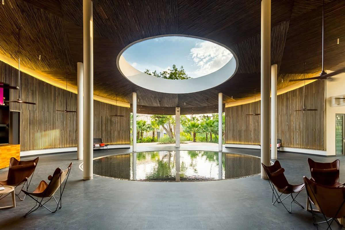 Welcome to the Andaz Mayakoba, the True Jewel of Mexico