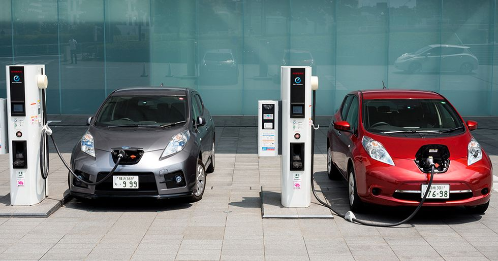 Corporate Fleets Making the Switch to Electric Vehicles