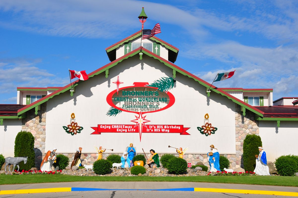 7 Reasons To Visit The World's Largest Christmas Store