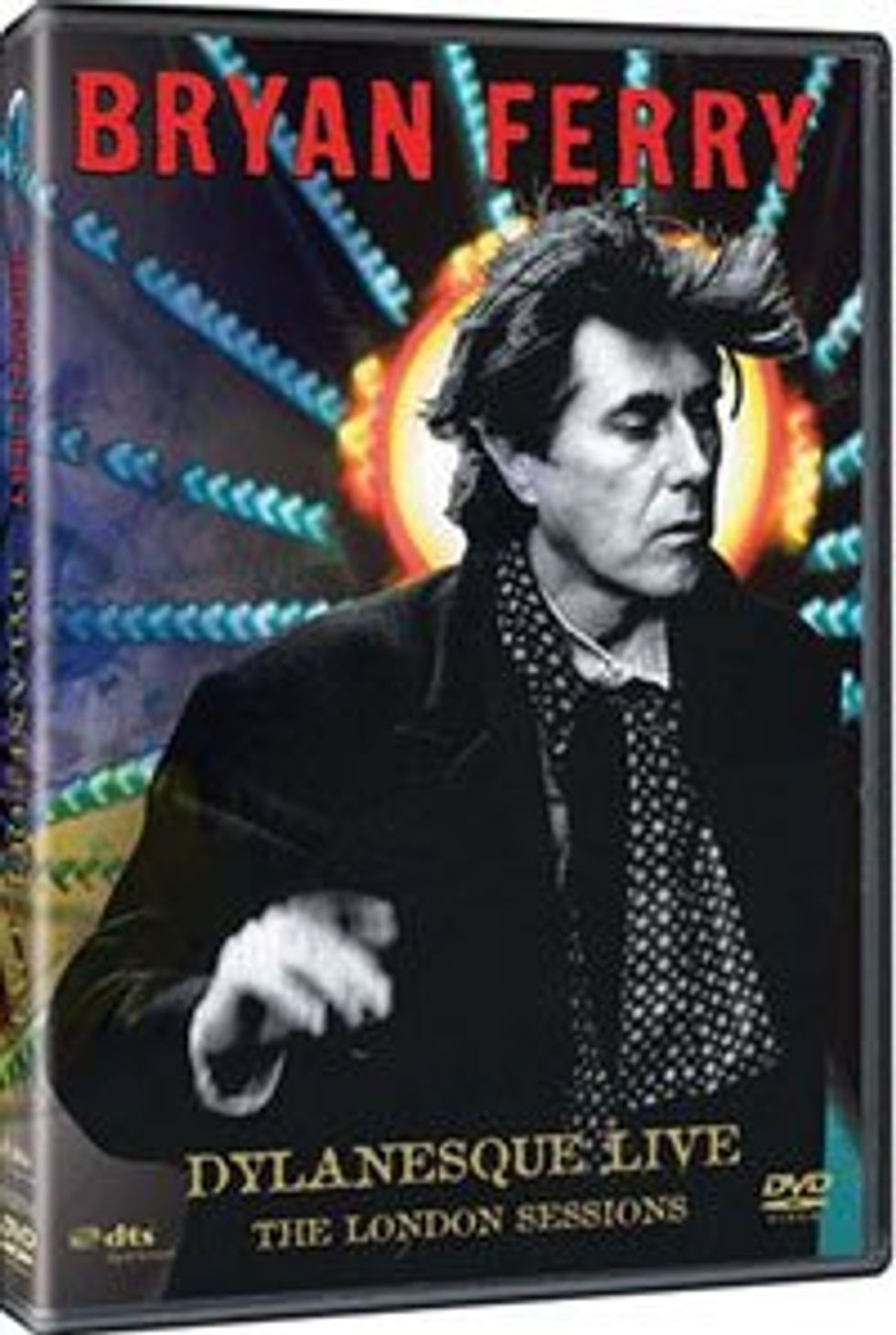 Bryan Ferry Dylanesque Live Dvd Popmatters