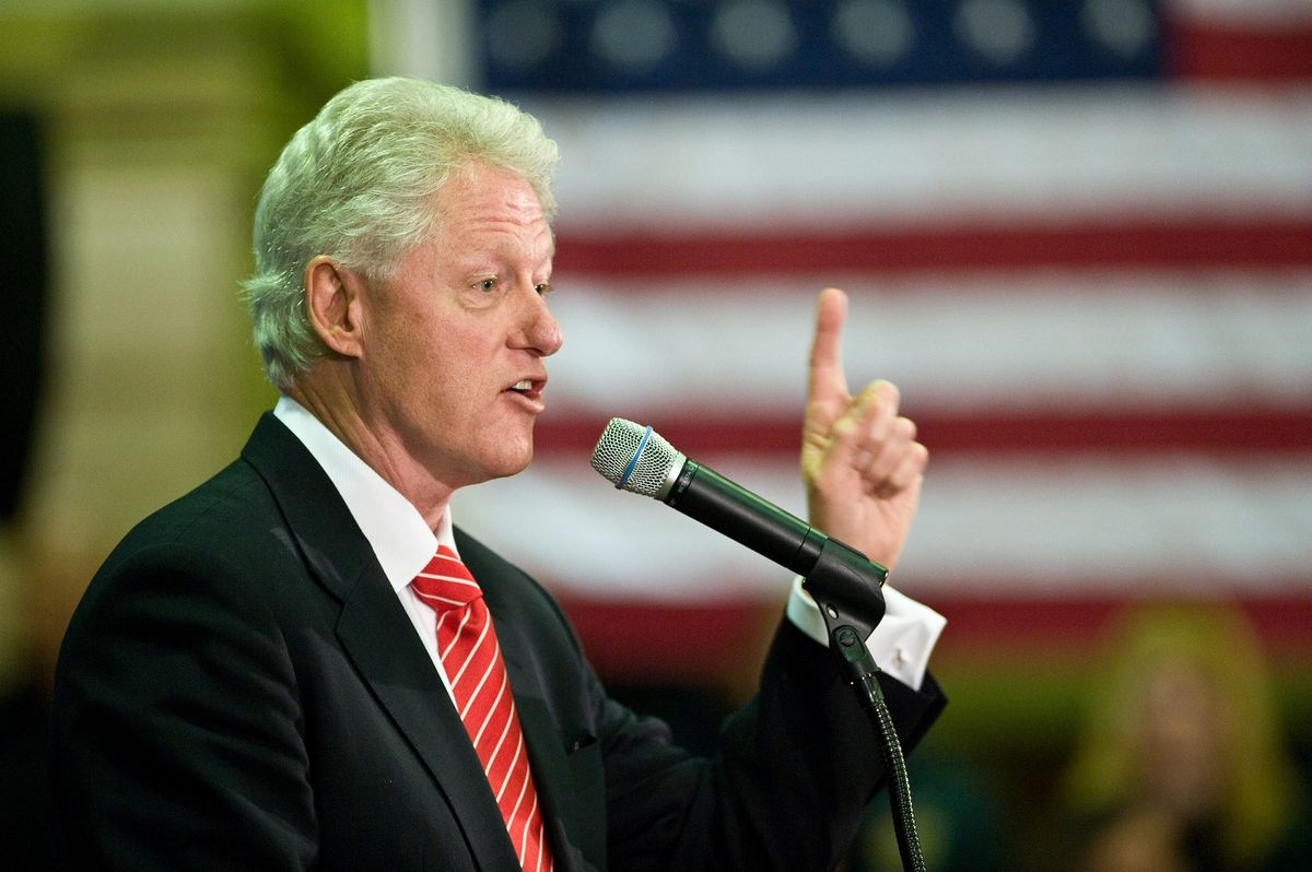It's Time The Democratic Party Stopped Embracing Bill Clinton