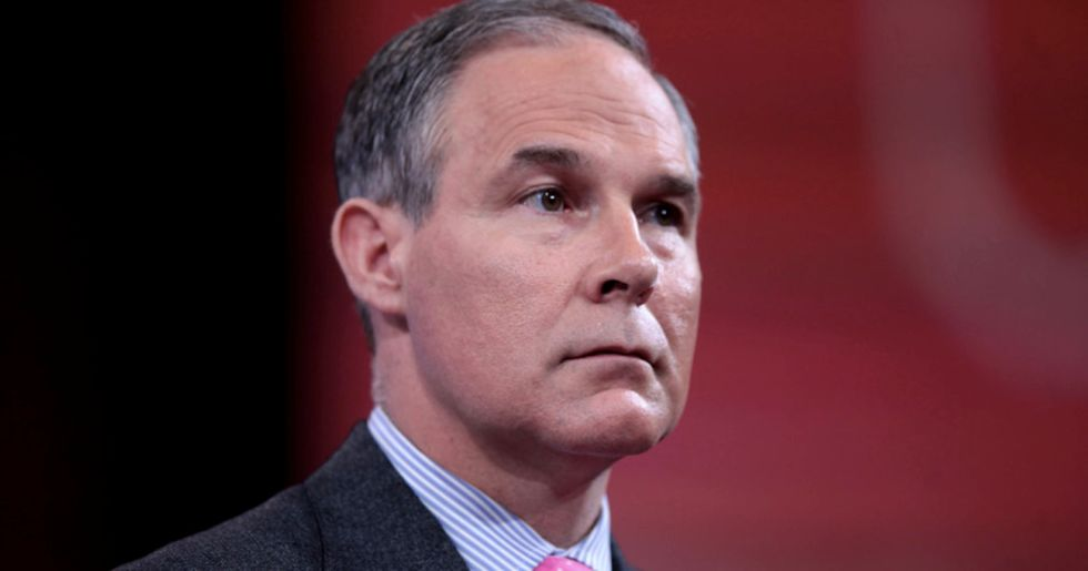 EPA Pulls Scientists From Talk on Climate Change, Highlighting Fears Agency Is 'Muzzling' Staff