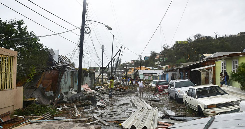 Dr. Michael Mann on Extreme Weather: 'We Predicted This Long Ago'