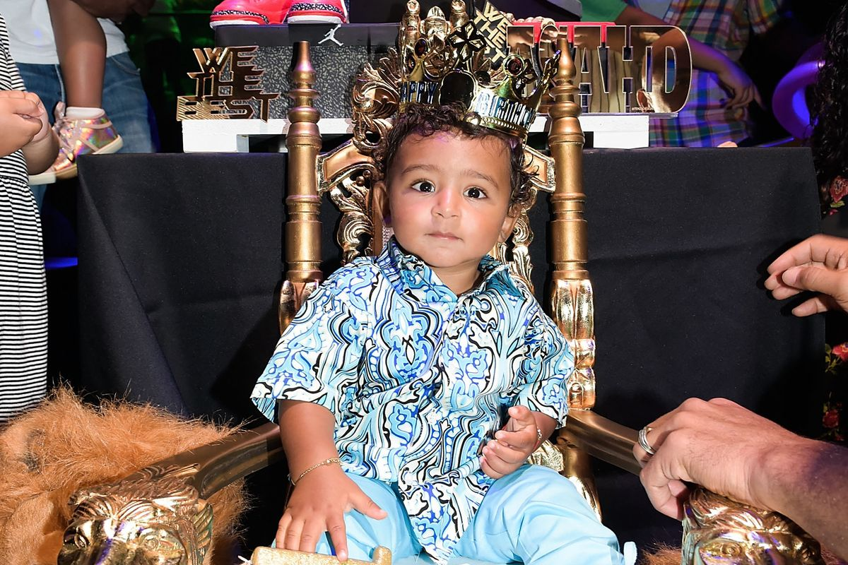 Asahd Khaled's 1st Birthday Party Was Extremely Extravagant