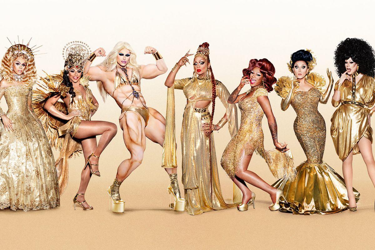 "Presenting Your RuPaul's Drag Race Season 3 ""All Stars"""