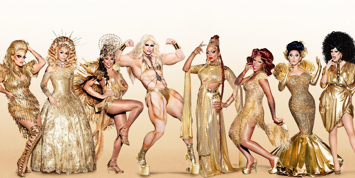 "Presenting Your RuPaul's Drag Race Season 3 ""All Stars"""