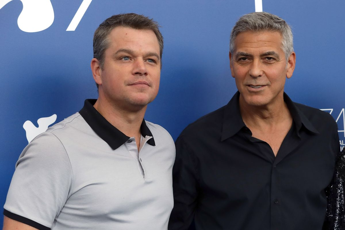Matt Damon and George Clooney Explain What They Knew About Harvey Weinstein