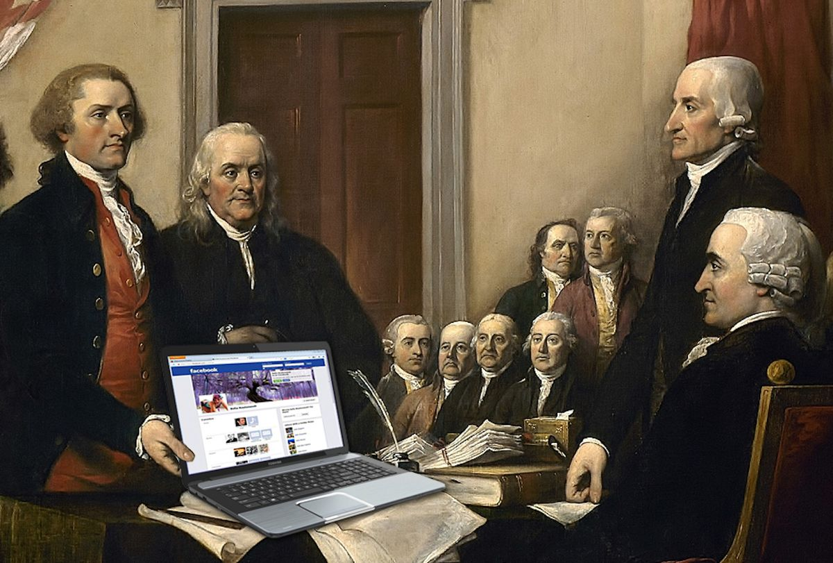 7 Founding Fathers Who You'd Call Daddy
