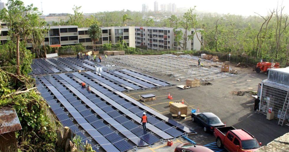 Tesla Restores Power to Children's Hospital in Puerto Rico in 'First of Many' Solar + Storage Projects
