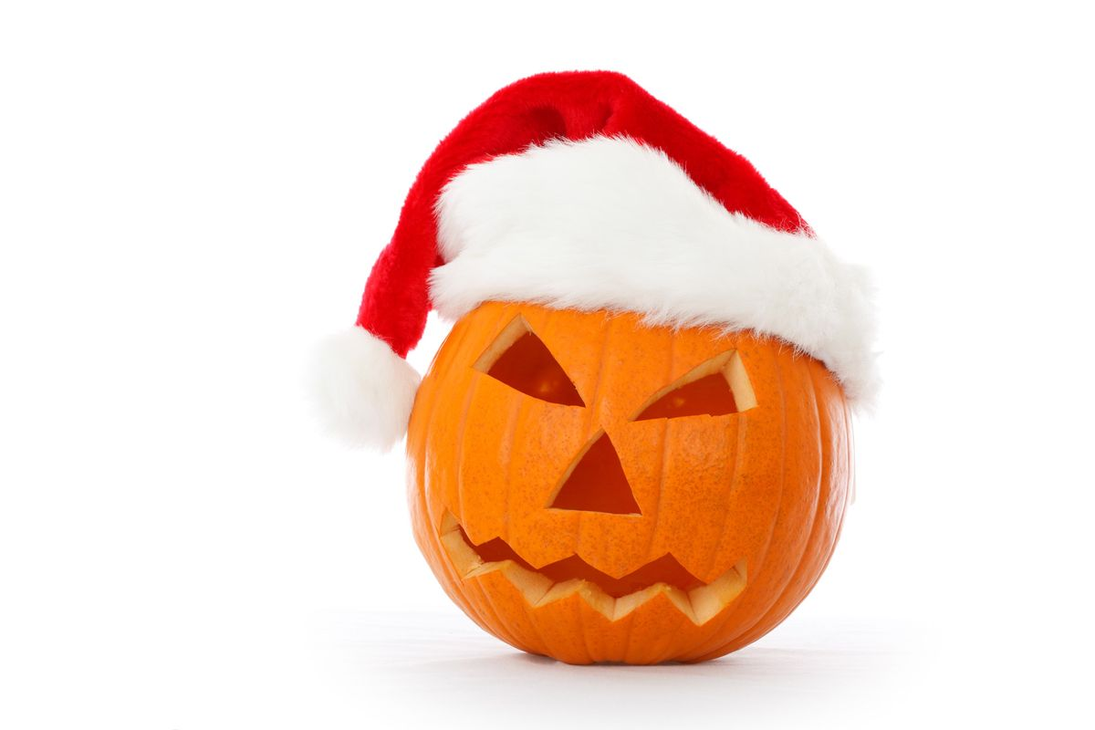 I REFUSE To Say 'Happy Halloween', But I Will Be Saying 'MERRY CHRISTMAS'