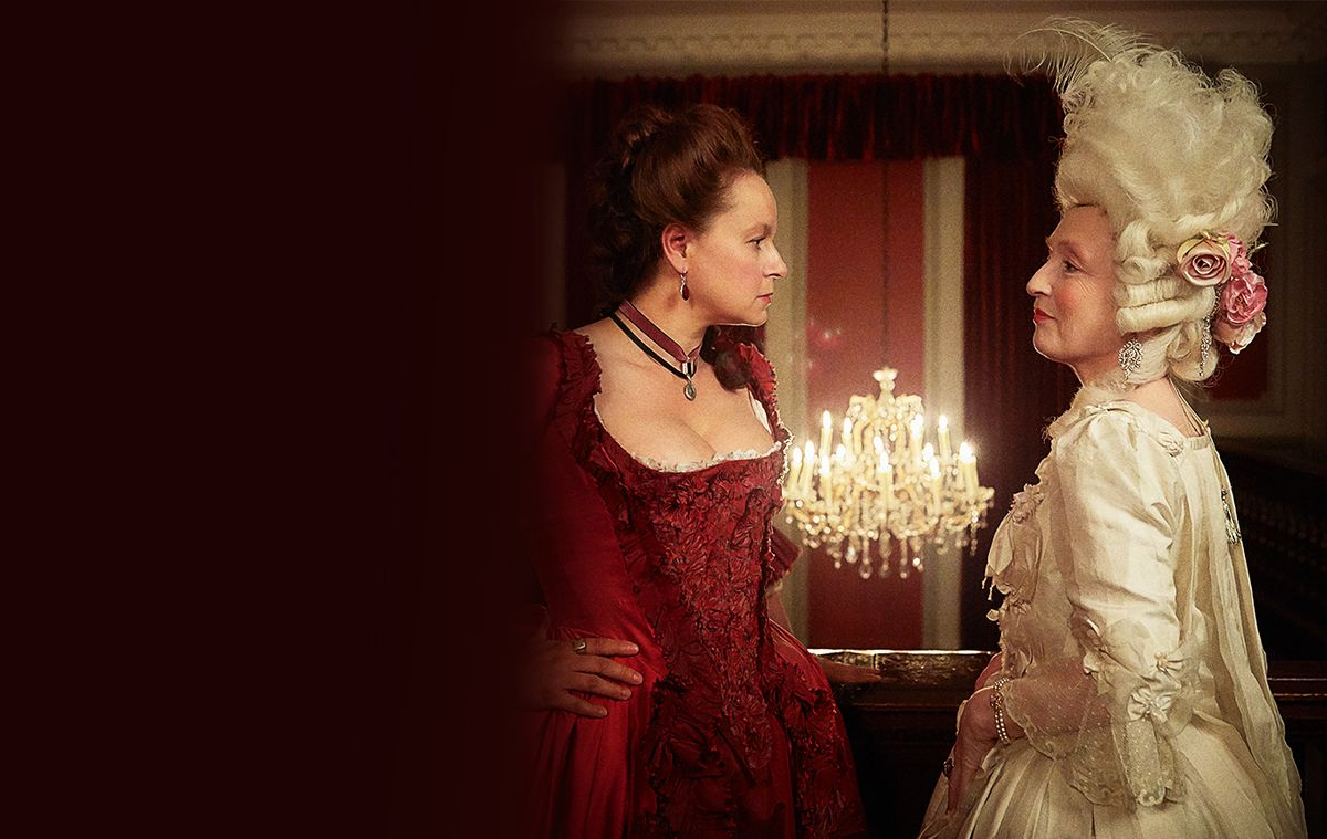 Here Comes Harlots!