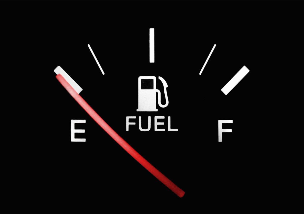 To the Person Always Running on Empty