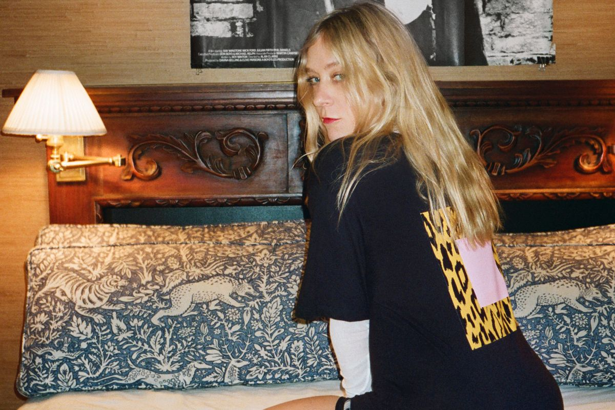 Chloë Sevigny Smolders as the New Face of Proenza Schouler