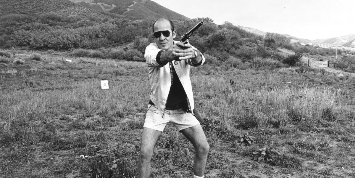 There's a Hunter S. Thompson TV Series in the Works