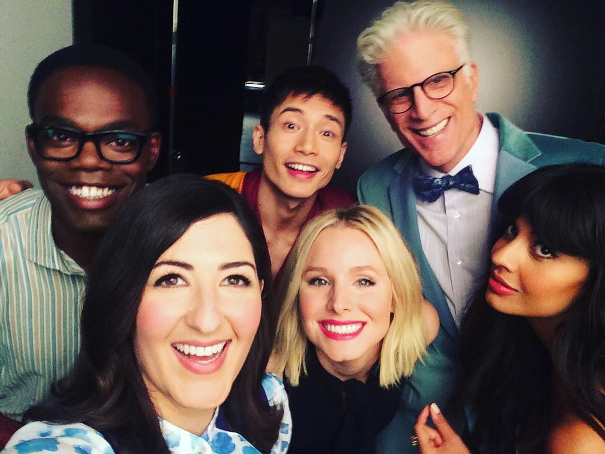 5 Reasons You Should Start Watching 'The Good Place'